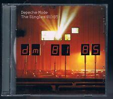DEPECHE MODE THE SINGLES 81>85 CD