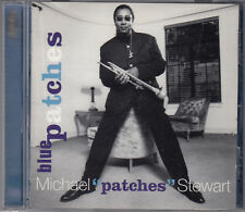Michael 'Patches' Stewart : Blue Patches CD FASTPOST