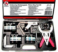Kolbenring Spannband Satz Kolbenring Werkzeugsatz Kolbenringzange BGS/Kraftmann