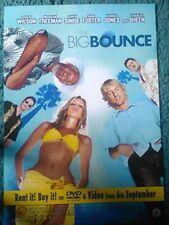THE Big Bounce (Owen Wilson, Morgan Freeman) FILM POSTER A2