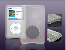 New Clear Crystal Hard Plastic Cover Case Skin For Apple iPod Classic Video T