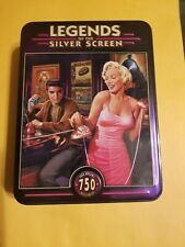 Puzzle Legends of the silver Screen Elvis Marilyn 750 pc #61007 New