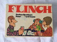 FLINCH Vintage Card Game Parker Brothers 1976