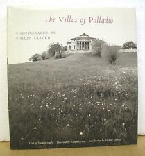 The Villas of Palladio - Photographs by Philip Trager 1987 HB/DJ