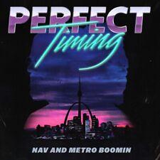 """NAV & Metro Boomin """"Perfect Timing"""" Art Music Poster HD Print 12"""" 16"""" 20"""" 24"""""""