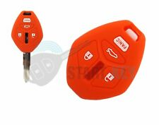 Mitsubishi Schlüssel Silikon Hülle Pajero Grandis L200  Key chiave cle USA Rot