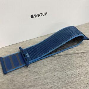 Genuine Apple Watch Sport Loop 42mm/44mm Surf Blue