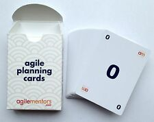 Planning poker game cards for 4 players, Agile, Scrum - FREE P&P to UK