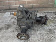 2007 NISSAN X TRAIL 2.2 DCI DIESEL FRONT DIFF DIFFERENTIAL