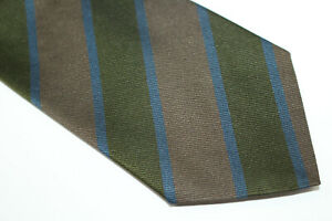 MARIANO RUBINACCI Silk tie Made in Italy F14428