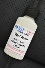SEAT CANDY WHITE LB9A PAINT TOUCH UP KIT 30ML SCRATCH CHIP IBIZA LEON CUPRA R