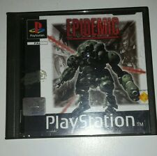 Playstation 1 - PS1 Spiel EPIDEMIC