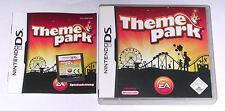 Spiel: THEME PARK für Nintendo DS + Lite + Dsi + XL 3DS