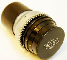 Objectif KINOPTIK Paris - F18 mm  -  1/2 - N° 31035 - APROCROMAT 16