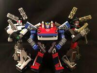 Transformers MP Prowl Bluestreak Smokescreen *Gatling Gun / Pistol Upgrade Only