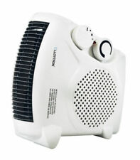 Heating Fan Room Daily Lloytron 2000w 2 Heat Settings Cool Blow Compact Climate