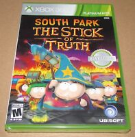 South Park: The Stick of Truth (Microsoft Xbox 360) Brand New / Fast Shipping