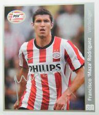 AH 2010-2011 Panini Like sticker 207 PSV Eindhoven Francisco 'Maza' Rodríguez