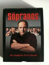 THE SOPRANOS - The complete first season - DVD OOP