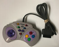 SNES Performance Game PAD WITH TURBO AND SLOW Original Super Nintendo CONTROLLER