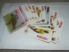 50 x WATFORD FC     Football Trading Cards Shoot Out 2006/2007 BUNDLE