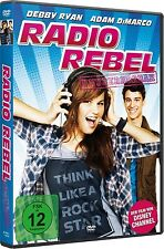 Radio Rebel - Unüberhörbar (Disney Channel TV-Movie) (FSK12) (DVD) NEU+OVP