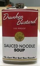 Top Shelf Flask Stainless Steel 8Oz Sauced Noodle Soup Retro-A-Go-Go