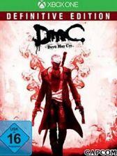 Xbox One DmC Devil May Cry Definitive Edition Deutsch Sehr guter Zustand