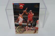 1995-96 Upper Deck Michael Jordan 85-85 the rookie years Chicago Bulls #137 HOF