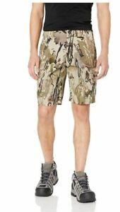 Under Armour Men's Ramble Shorts, Barren Camo, 36   BoxD