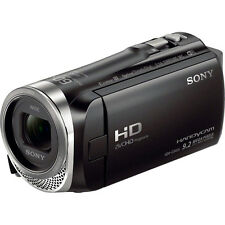 Sony HDR-CX455/B Full HD Handycam Camcorder with Exmor R CMOS Sensor