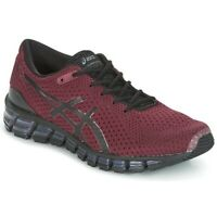 Asics GEL-Quantum 90 Red Black Mens Neutral Trainers Running Shoes 1021A123.600