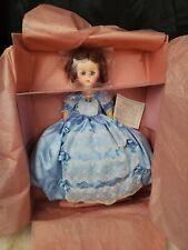 """Madame ALEXANDER: 'First Ladies - SARAH POLK; vinyl doll 14"""" Series II in box"""