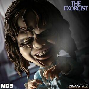 "Mezco Stylized Designer 6"" The Exorcist Regan Deluxe MDS Figure"