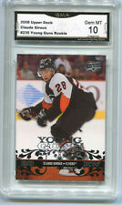 2008 Claude Giroux  Upper Deck Young Guns Rookie Gem Mint 10 #235