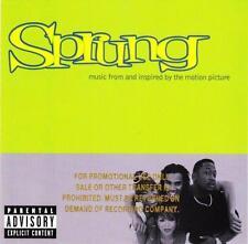 SPRUNG (Soundtrack Promo CD) Quincy Jones*Jay-Z*E-40*Aaliyah*Ginuwine*Monifah