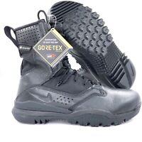 "Nike SFB Field 2 8"" GTX Gore-Tex Boots Triple Black AQ1199-001 Men's 8"