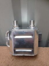 1 litre alloy oil catch tank, breather tank, Pinto X-flow, race rally RS EP-0137
