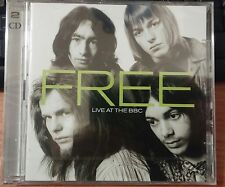 FREE - LIVE AT THE BBC - 2 DOPPIO CD SIGILLATO (SEALED)