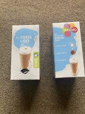 Tassimo Costa Latte X2 Milk Creamer pods (NO COFFEE PODS INCLUDED)