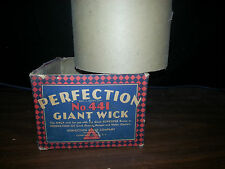 PERFECTION No 441 Giant Wick for oil cook stoves, ranges and Water Heaters *FREE