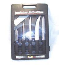 Tsunami Knife Kit 6 pc Pro Deluxe Knife Kit-TSFKO-6 Fishing Hunting Over 50% Off