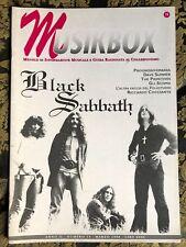 MUSIKBOX 15 Magazine about discography ps BLACK SABBATH Scisma The Primitives