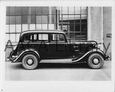 1934 Plymouth PE Four Door Sedan, Factory Photo / Picture (Ref. #67221)