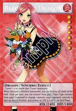 "Rosario + Vampire Moka Yugioh Orica ~ ""Black Rose Dragon"" ~"