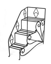 Achla Peacock Steps Left Side Planter Stand FC-04L