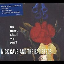 No More Shall We Part by Nick Cave/Nick Cave & the Bad Seeds (CD, Apr-2001, 2 Di