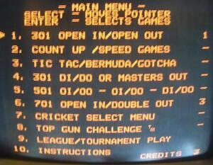"""Arachnid GALAXY """"Top Gun Challenge""""  Dart Upgrade to version 7.04"""