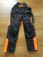 Stihl Dynamic Chainsaw Trousers - Size Small