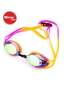 Vorgee Missile Fuze Goggles - Pink/Orange